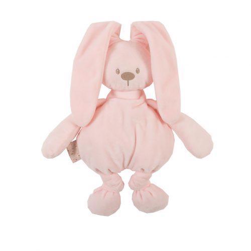 NATTOU Hračka plyšová zajačik Lapidou cuddly pink 36 cm