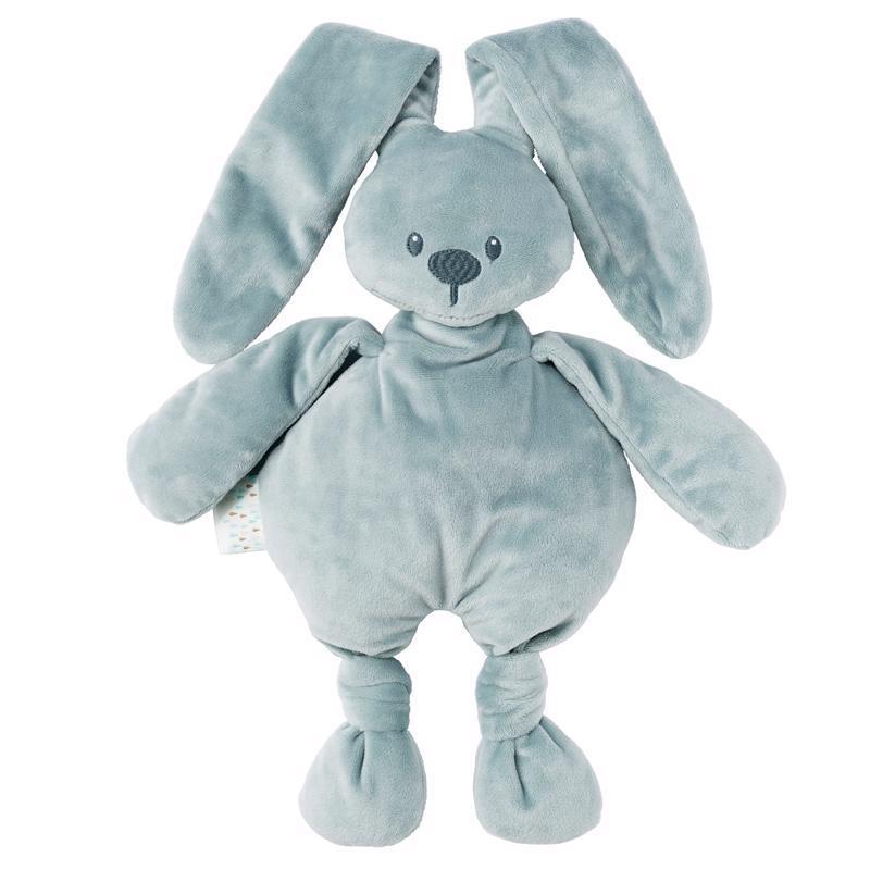 NATTOU Hračka plyšová zajačik Lapidou cuddly coppergreen 36 cm