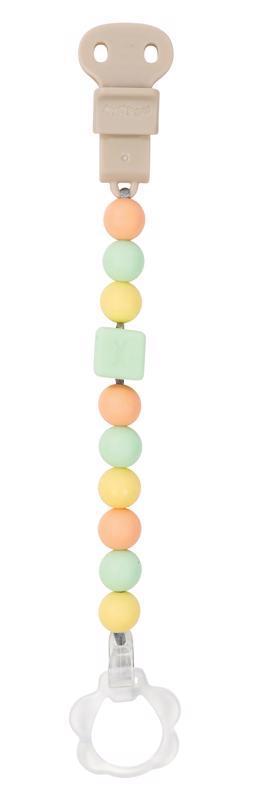Klip silikónový Lapidou pastel