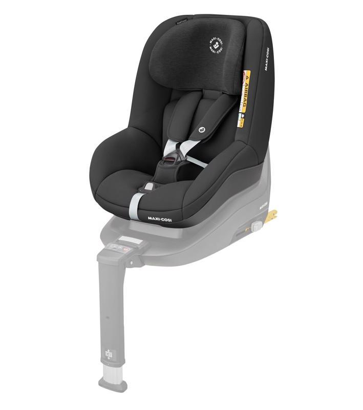 Autosedačka Pearl Smart i-Size 9-18kg Authentic Black 2020