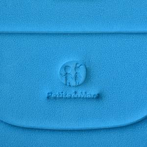 PETITE&MARS Vložka do kočíka Memory - modrá