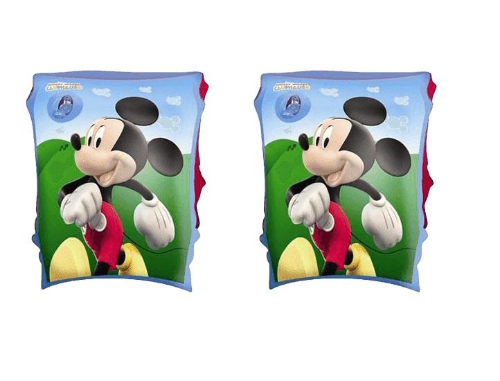 BESTWAY Rukávniky nafukovacie Disney Mickey Mouse 23 x 15 cm
