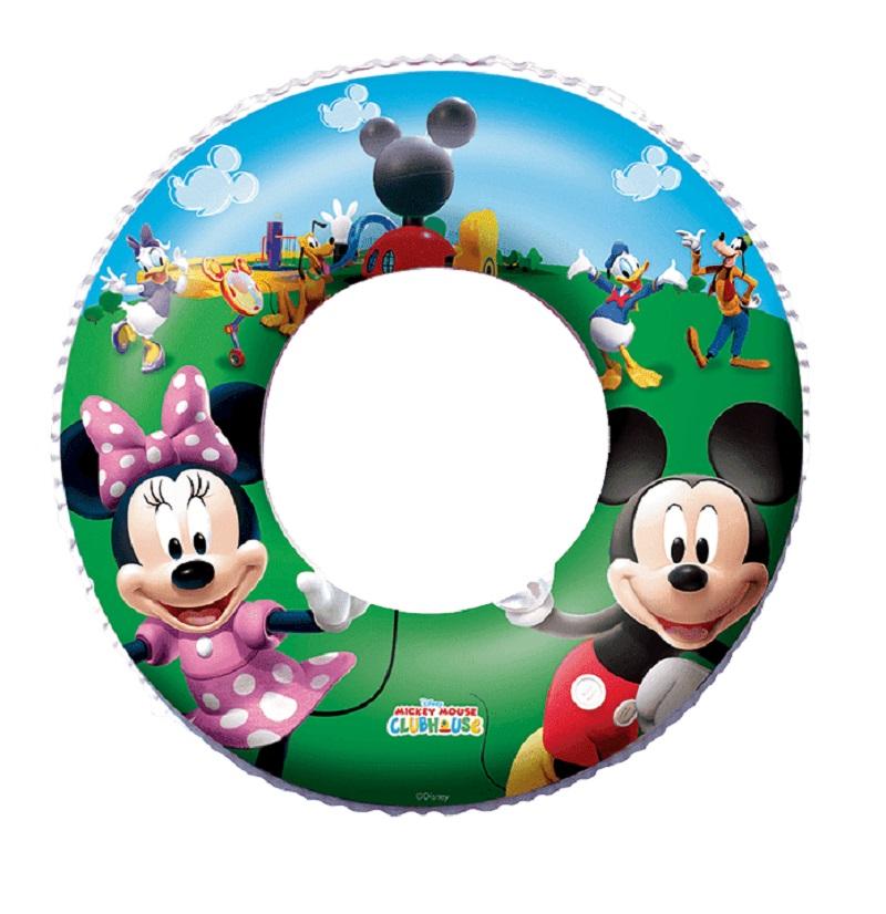 BESTWAY Koleso nafukovacie Disney Mickey Mouse a Minnie, priemer 56 cm