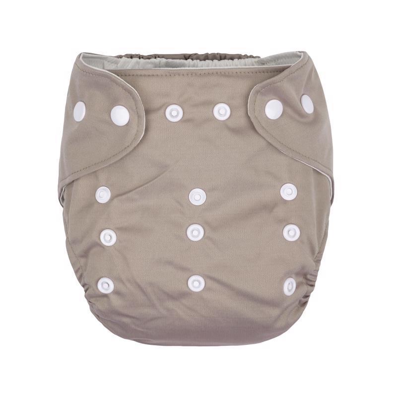 Nohavičky plienkové Diappy Brown  Petite&Mars