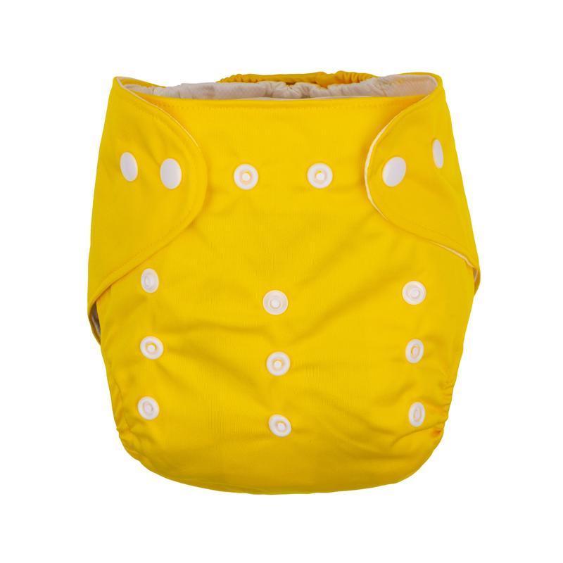 Nohavičky plienkové Diappy Yellow  Petite&Mars
