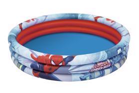 BESTWAY Bazén nafukovací Spiderman, 152 x 30 cm