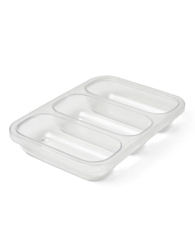 SKIP HOP Nádobky na uskladnenie jedla stohovateľné 3 x 118 ml