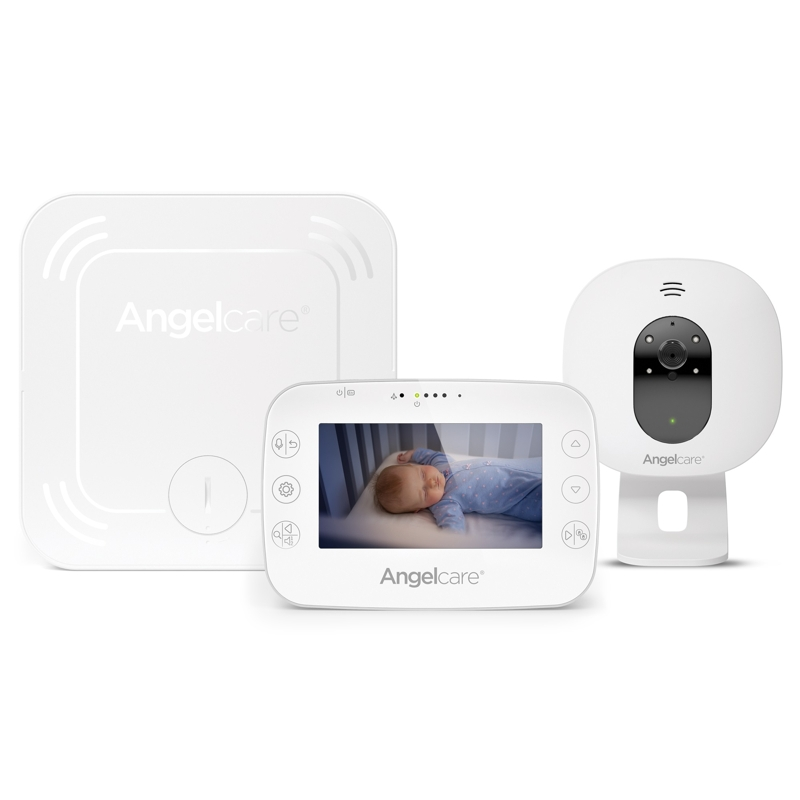 ANGELCARE AC327 Monitor pohybu dychu a elektronická video pestúnka