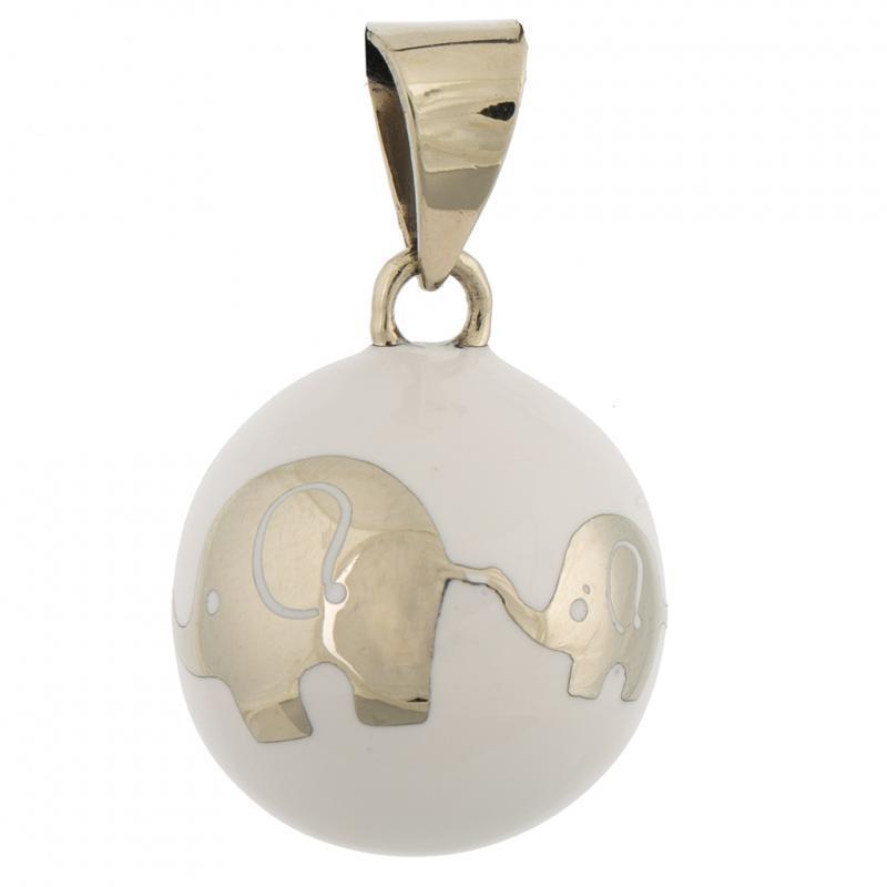 BABYLONIA BOLA White elefant