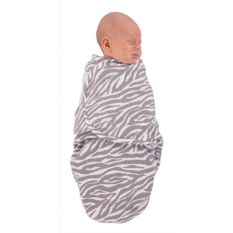 BO JUNGLE Zavinovačka B-Wrap Small White Tiger