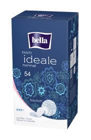 BELLA Ideale Panty Normal hygienické vložky - 54 ks