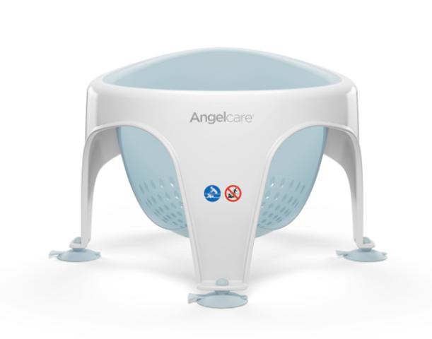 ANGELCARE Sedadlo do vane Light Aqua,  V001082