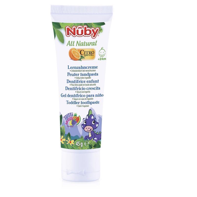 NUBY Pasta zubná detská All Natural 45 g
