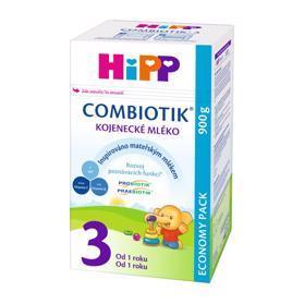Mlieko batoľacie HiPP 3 JUNIOR Combiotik 900g