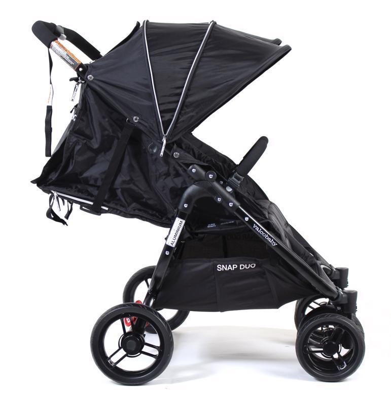 VALCO BABY Kočík súrodenecký Snap Duo Black