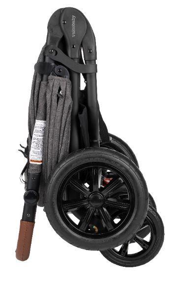 VALCO BABY Kočík športový Snap 4 Sport Trend Black Charcoal