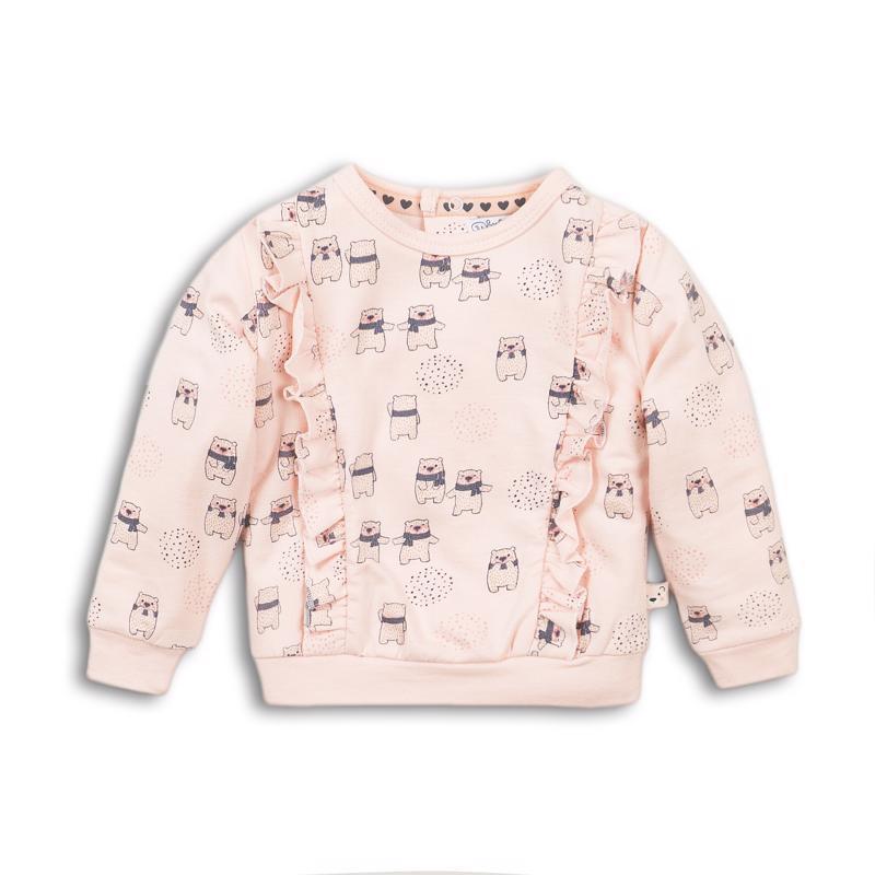 Mikina D-JOY 86 Pink