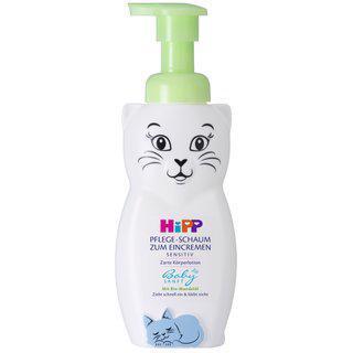 Telové mlieko penové Mačka Babysanft 150ml Hipp