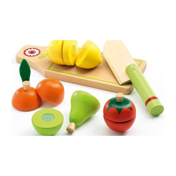 DJECO Krájanie ovocie