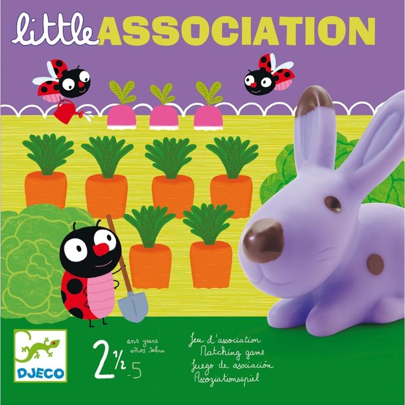 DJECO Hra malá asociácia