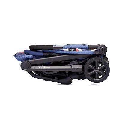 EASYWALKER Športový kočík Buggy XS MINI Union Jack Vintage
