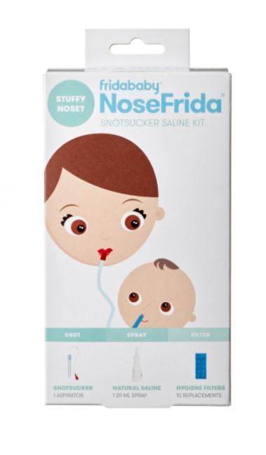 FRIDABABY NoseFrida nosová odsávačka