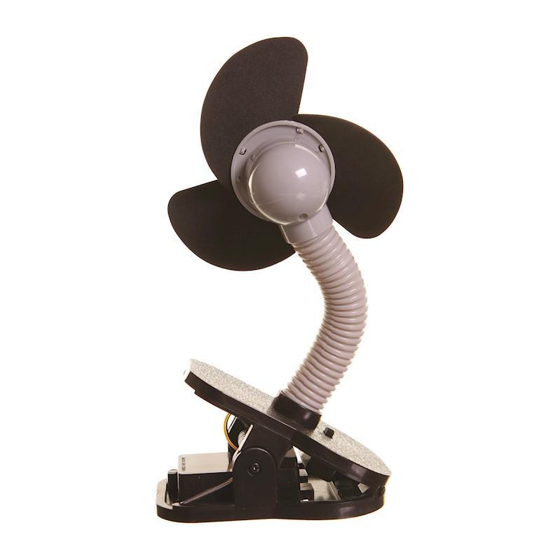 DREAMBABY Ventilátor na kočík FAN čierny