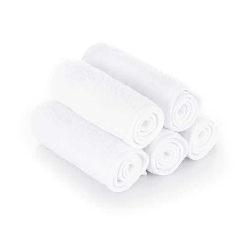 G-MINI Vkladacie plienky - biela 5ks, mikrovlákno