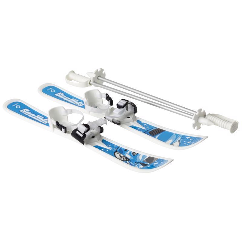 Dětské lyže SNO KIDS - CAR DESIGN