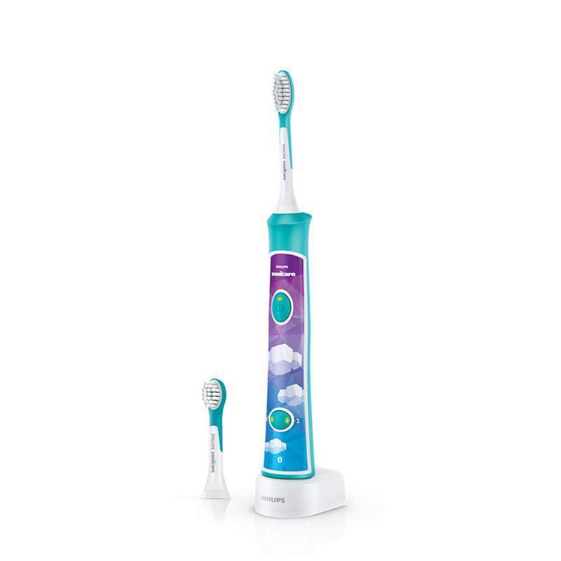 Zubní kartáček elektrický dětský Sonicare zelený