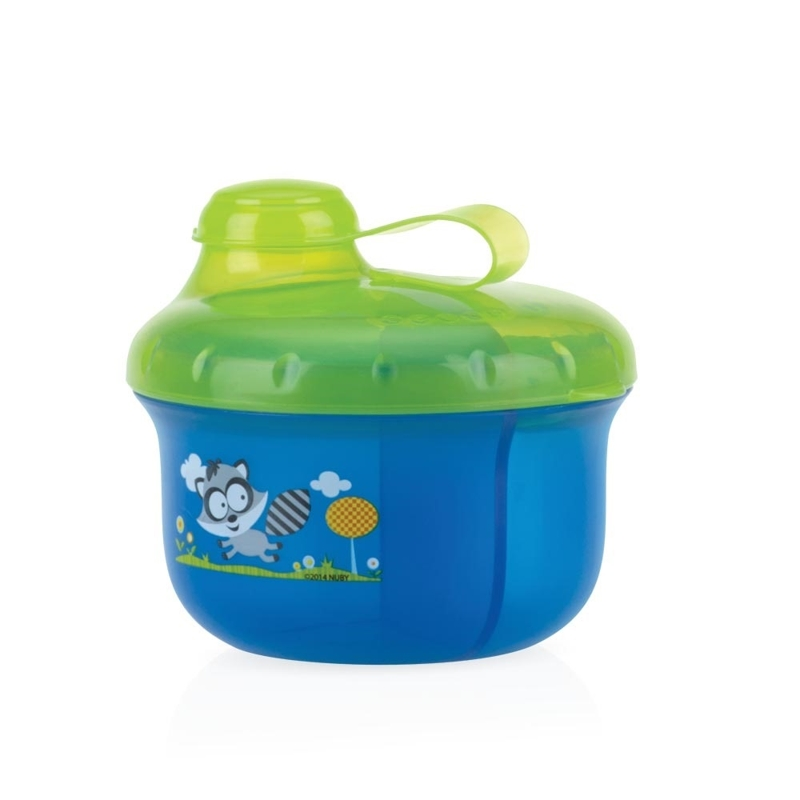 Dávkovač na mlieko 270 ml modrý