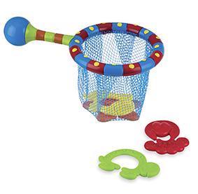 NUBY Sieťka do vody s hračkami 18 m+