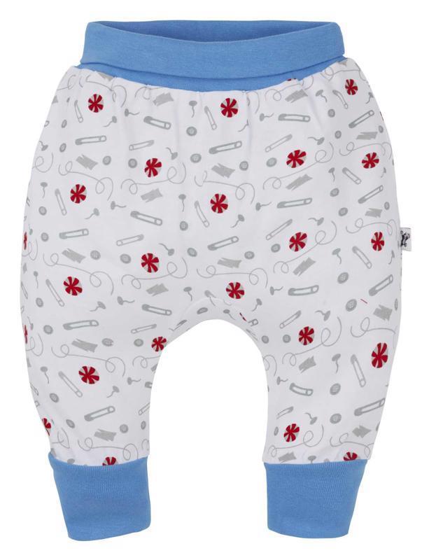 Kalhoty do pasu KRTEK kalhotky chlapec potisk 86 cm