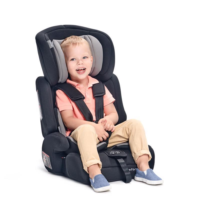 Autosedačka Comfort Up Black 9-36 kg Kinderkraft