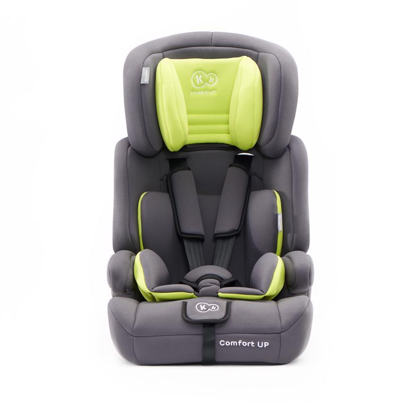 Autosedačka Comfort Up Lime 9-36 kg Kinderkraft
