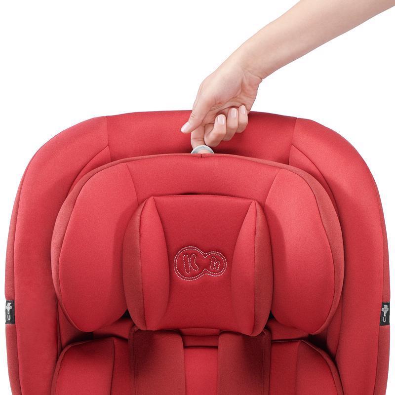KINDERKRAFT Autosedačka MyWay Isofix Red 0-36 kg