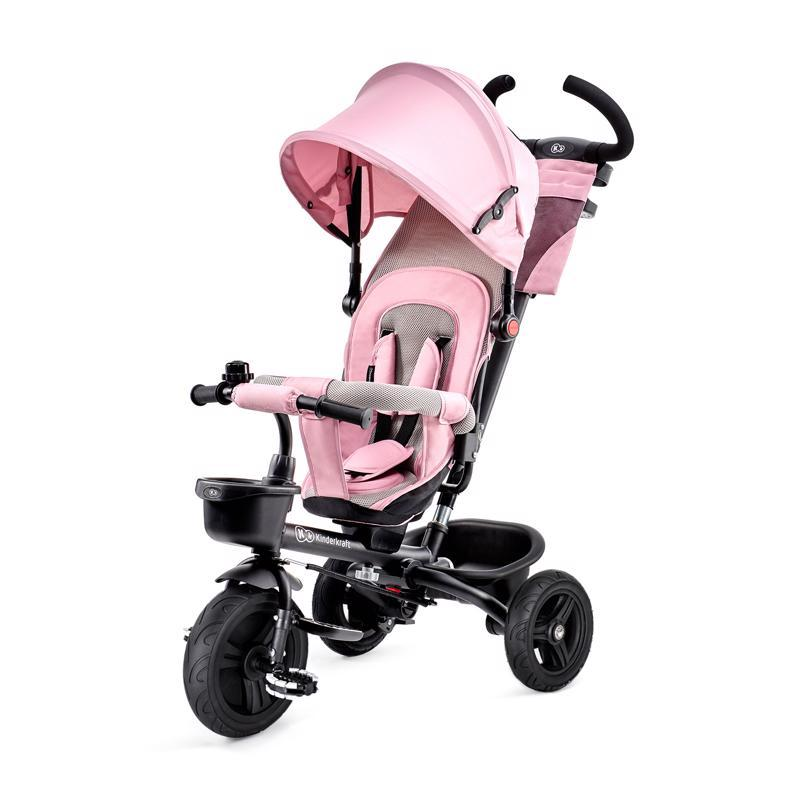 Trojkolka Aveo Pink Kinderkraft