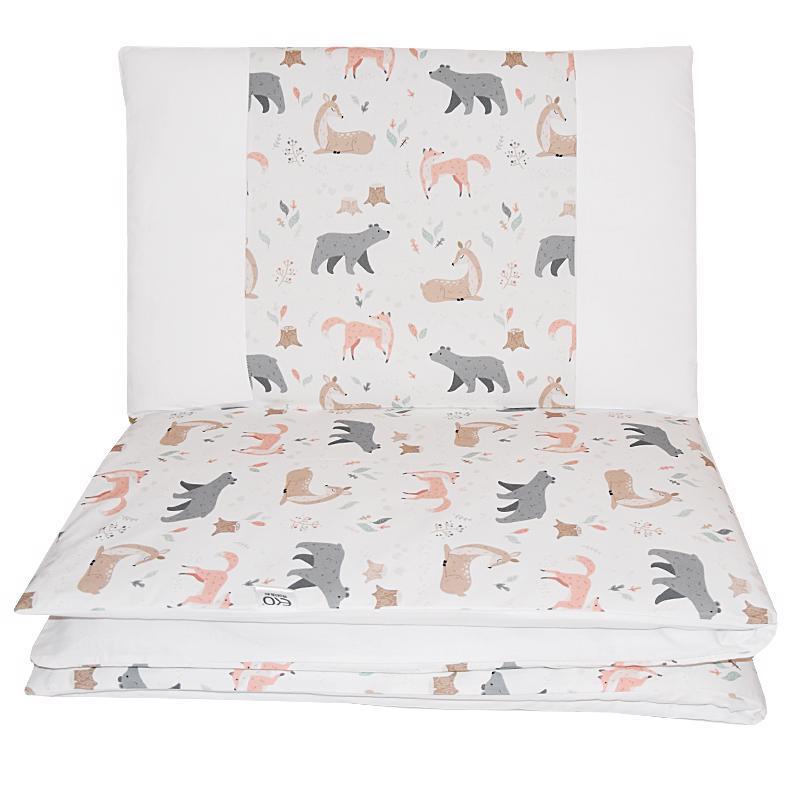 Bielizeň posteľná 2-dielna Roe-Deer 90x120cm + 40x60cm