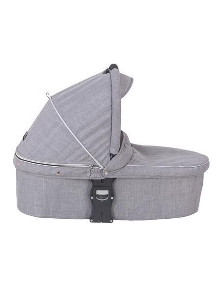 VALCO BABY Vanička ku kočíku Snap Duo Ultra Grey Marle