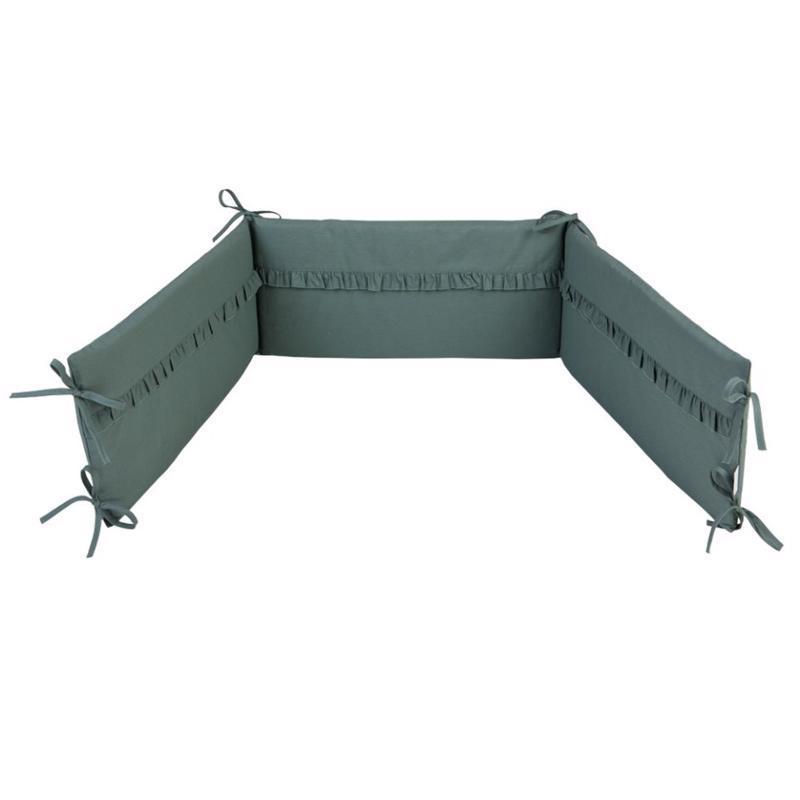 KLUPS Mantinel ochranný do postieľky 180 x 30 cm Savanna
