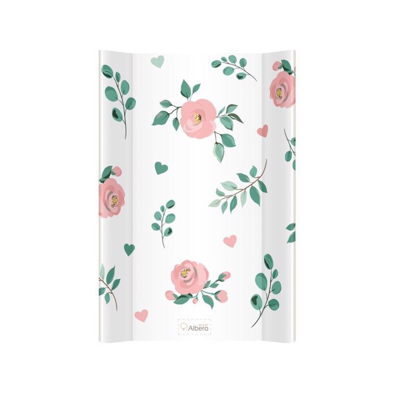 KLUPS Podložka prebaľovacia Rose 70x50,  V000642