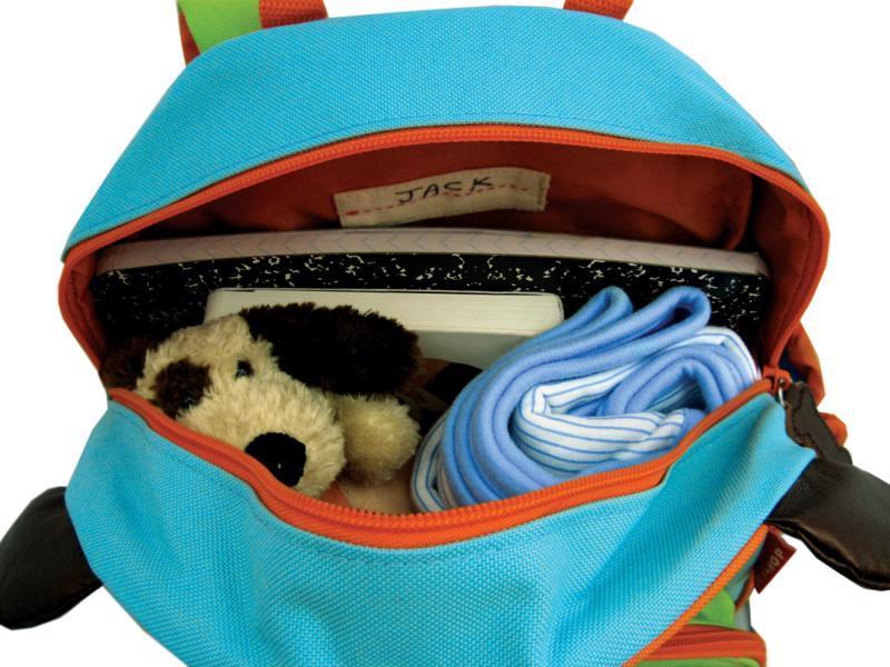 SKIP HOP Zoo Batôžtek do škôlky Psík 3+