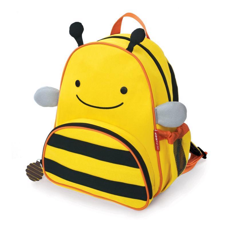 SKIP HOP Zoo Batôžtek do škôlky Včielka 3+