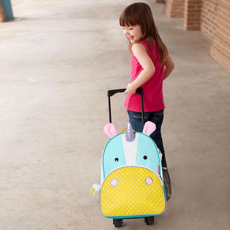 SKIP HOP Zoo Kufor cestovný Jednorožec 3+