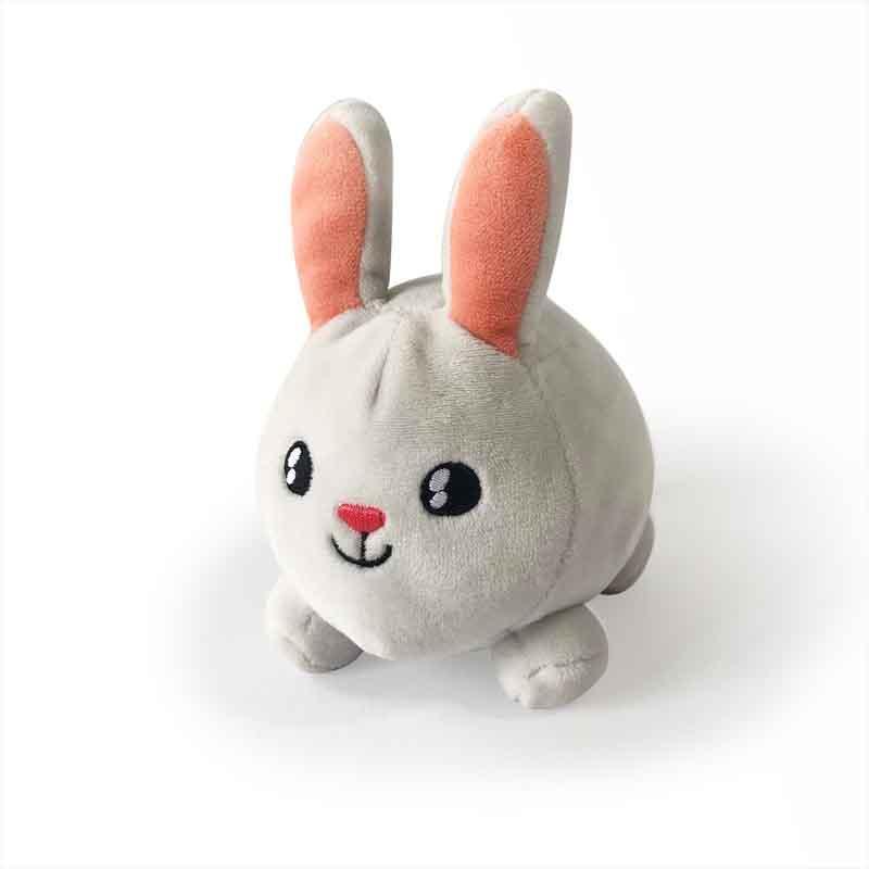 PABOBO Svietiaci mazlíček SHAKIES zajačik