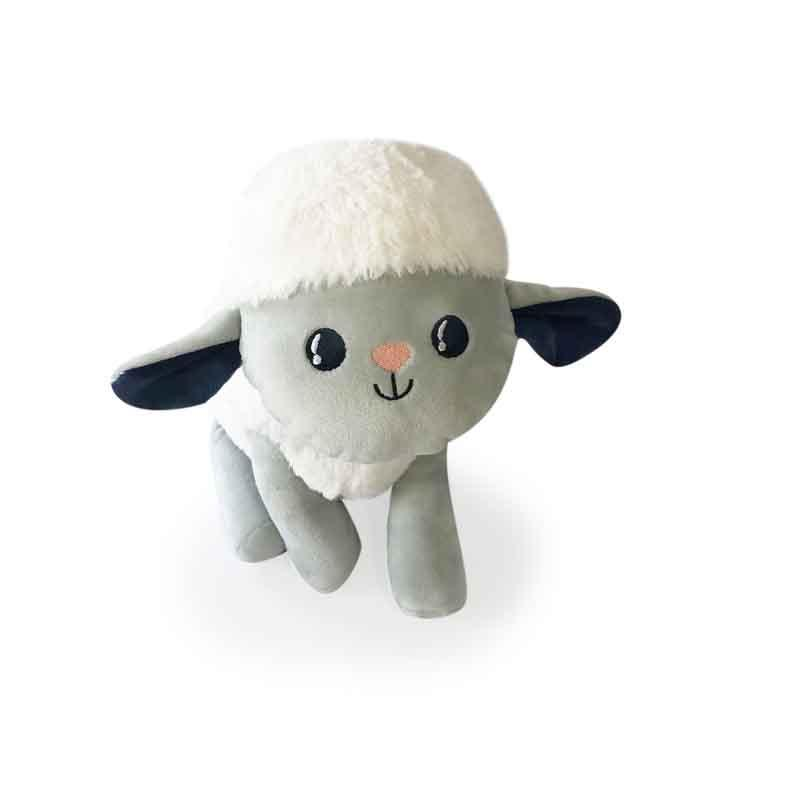 PABOBO Plyšová ovečka s melódiou SOSO Milo