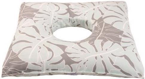 Vankúš popôrodný polohovací Oponka Béžové Listy 50x45 cm