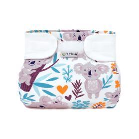 T-TOMI Kalhotky abdukční ortopedické - suchý zip, koalas (3-6 kg)