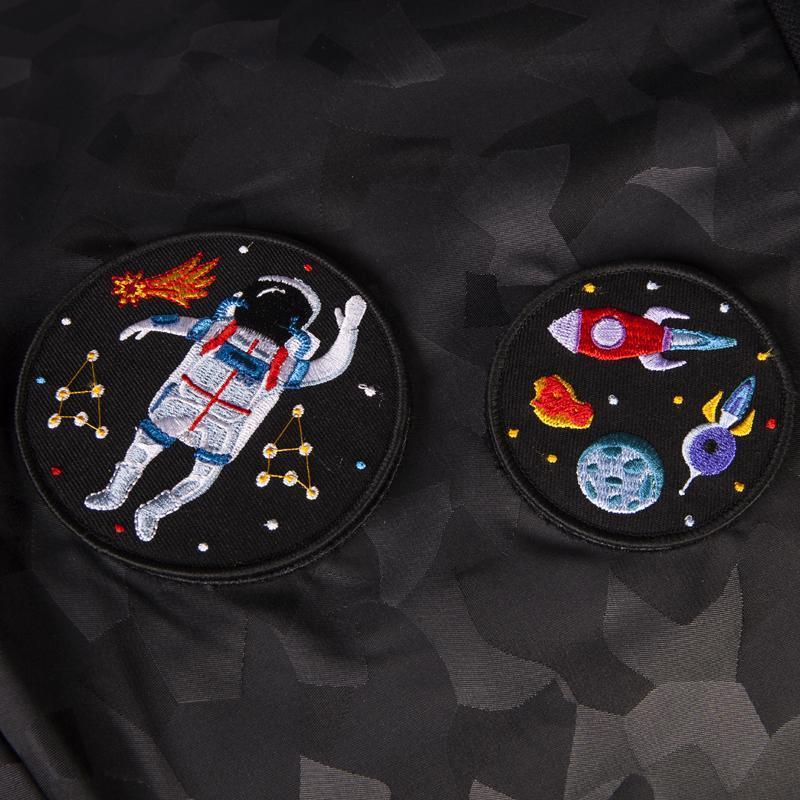 PETITE&MARS Kočík športový Move Fantasy Cool Space + Dětské odrážedlo 2way Next Turquoise