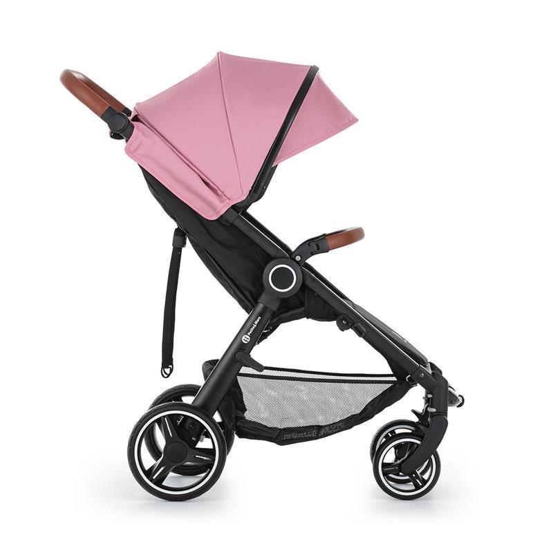 PETITE&MARS Kočík športový Street+ Oak Rose Pink complete,  V000014